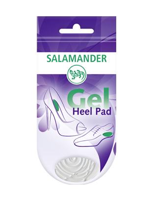 SALAMANDER® Gel Heel Pad Гелевые подушечки под пятку