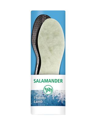 SALAMANDER® Thermo-Lamb Стелька из овечьей шерсти, универсальная